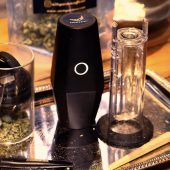 Mill & Fill Any Dry Herb with the Touch of a Button