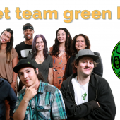 Meet Team Green Bee!